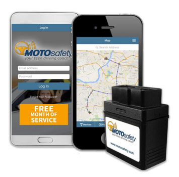 MotoSafety GPS Car Tracking