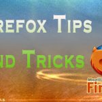 Mozilla Tips and Tricks