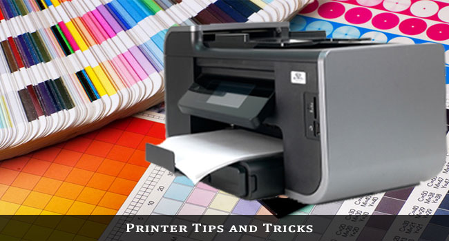 11 Printer Tips and Tricks