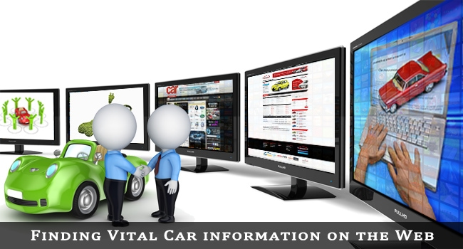 Finding Vital Car information on the Web