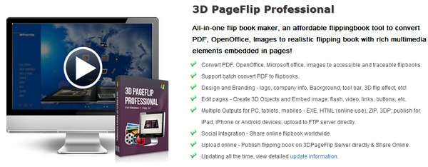 Giveaway #12 – 3D PageFlip Professional 3 Licenses Worthing $897