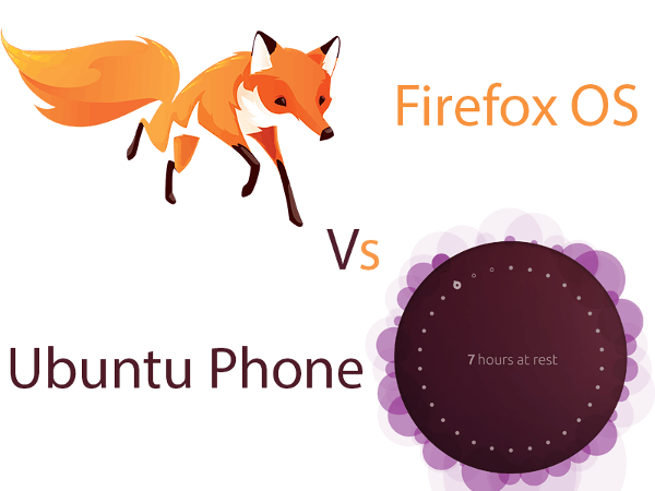 Ubuntu Phone Vs Firefox OS: War for Fifth Place