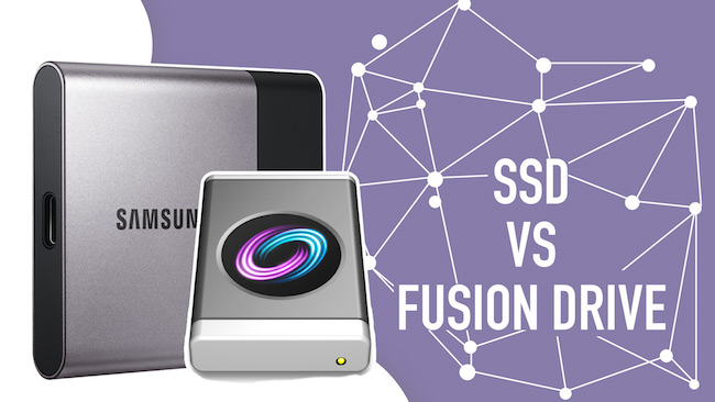 Fusion Drive Vs SSD – Things Nobody Tells you About Fusion vs SSD Storage