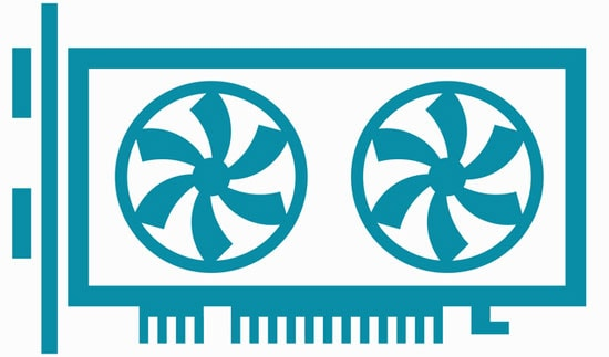 Graphics Card Icon