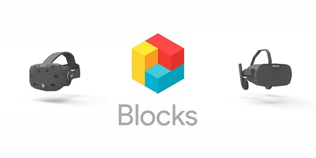 Google VR Blocks