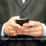 Google Phone Numbers