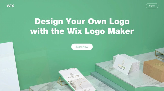 How to Create a Custom Logo Using Wix Logo Maker