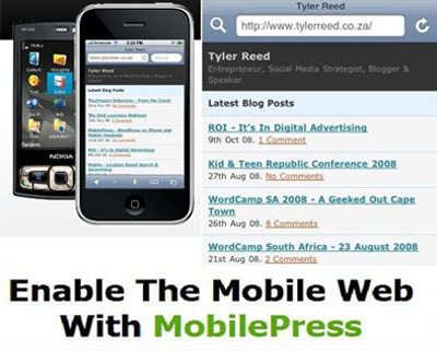 Top 5 Free Mobile Site Builders